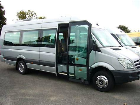 new mercedes sprinter 515 de minibus for sale from germany at truck1 id 577950