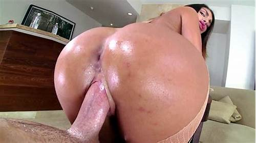 Gloriuos Getting A Rubdown And Banged Him For Her Creampie #August #Ames #Fucks #His #Big #Lubricated #Cock #Pussy #To