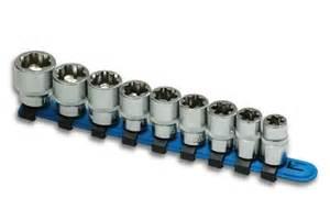 Bolt Extractor Socket Set