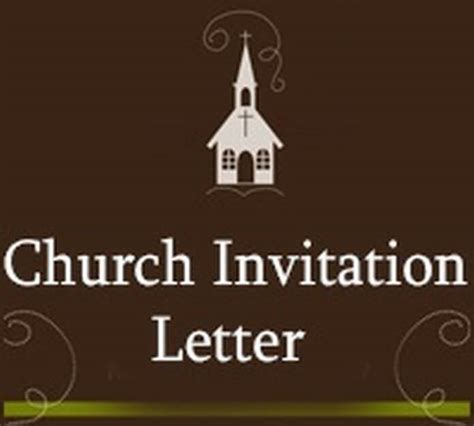 church  letter  letters