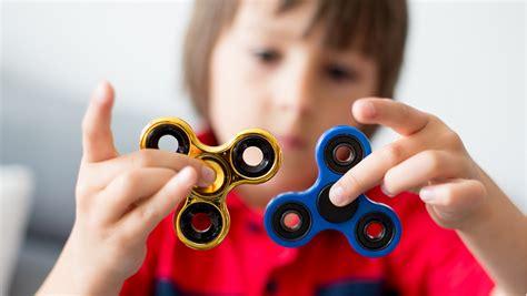 fidget spinners  kids focus