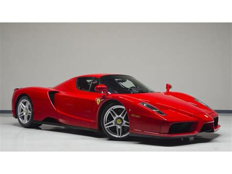 Enzo Pictures by 2 7 Million Will Get You This 2003 Enzo 60