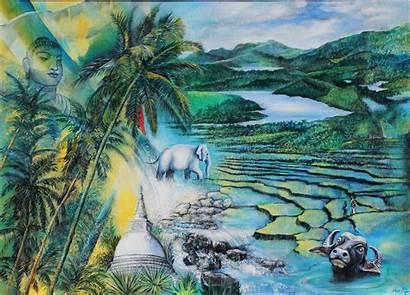 Sri Lanka Wallpapers Background Desktop Backgrounds Artistic