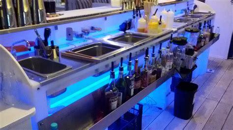 banchi bar luminosi banchi bar da esterno luminosi in polietilene banchi bar