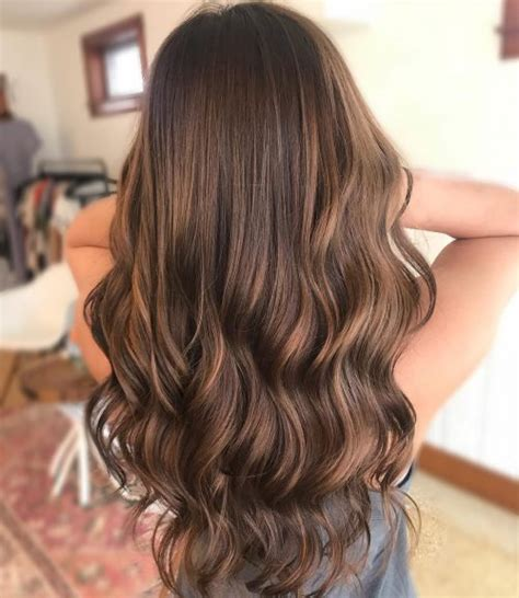 Brown And Hairstyles by 29 Caramel Brown Hair Color Ideas For 2019