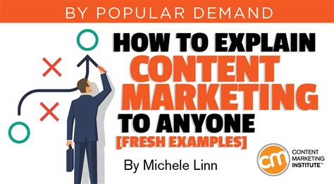 Explain Marketing by How To Explain Content Marketing To Anyone Fresh Exles