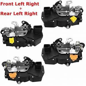 15785127 Car Door Lock Actuator Front Rear For Cadillac