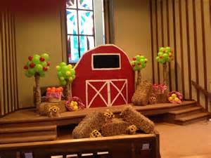Big Heart Farms VBS Decorations