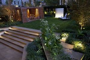 4 astuces pour amenager un terrain en pente habitatpresto for Jardin en pente amenagement 12 les terrasses