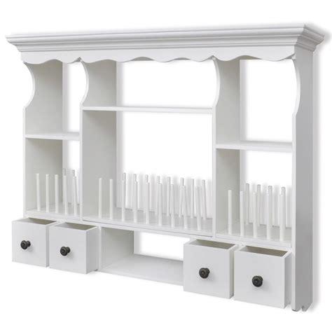 white wooden kitchen wall cabinet vidaxlcom