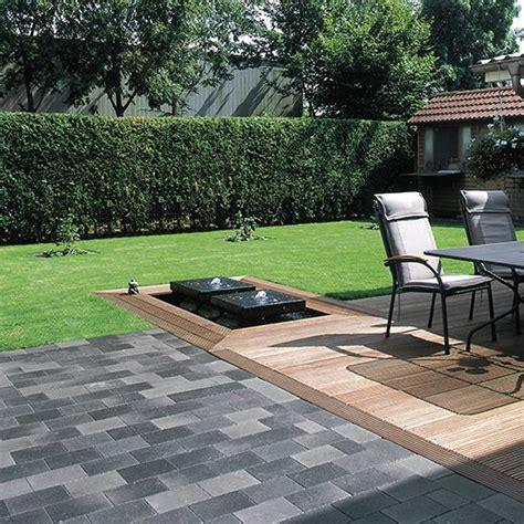 Haus Und Garten Belpasso Premio Pflaster Und Platten F 252 R Garten Und Haus Kleine Inseln Mit Holzbelag Garten