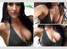 WWE superstar Nikki Bella suffers wardrobe malfunction as