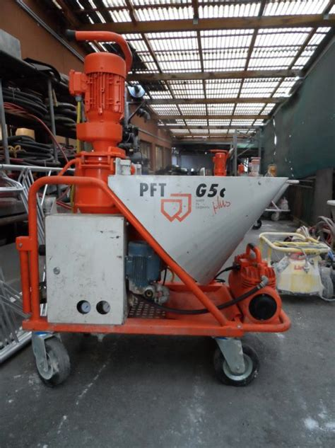 pft northern  hand rendering machinery