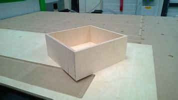tiroir queue d aronde fabrication de caissons et tiroirs en mode nesting sur centre d usinage biesse rover a