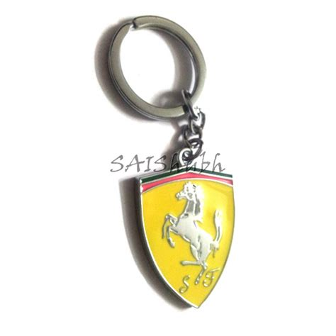 buy ferrari keychain key chain    price