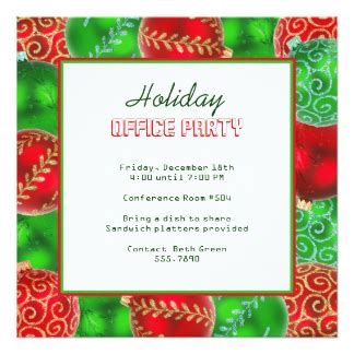 28 employee christmas party invitations employee christmas party announcements invites zazzle
