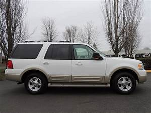 2006 Ford Expedition Eddie Bauer  4wd   Leather  3rd Row Seat   Rear Dvd