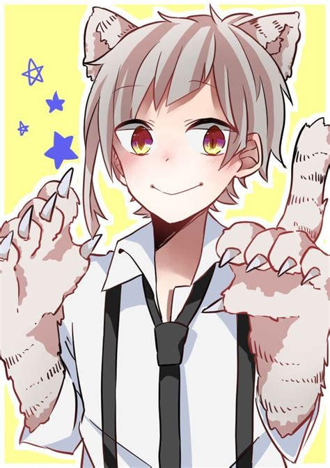 Login On Twitter Neko Boy Anime Anime Boy