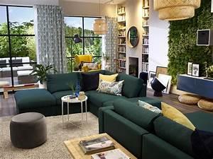 Deco Salon Ikea : deco salon 2018 ~ Teatrodelosmanantiales.com Idées de Décoration