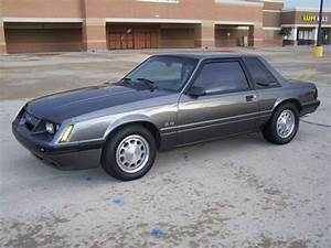 Purchase used 1987 Mustang SSP Coupe - Ex Texas DPS Car - Very Clean Car! in Keller, Texas ...