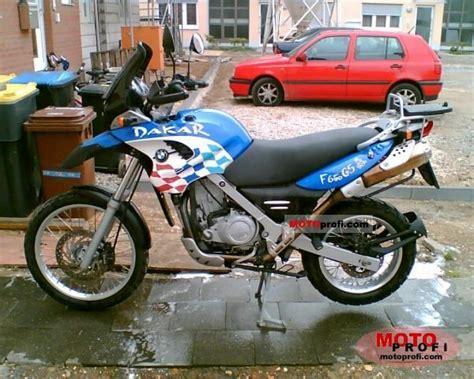 2001 bmw f650gs dakar moto zombdrive