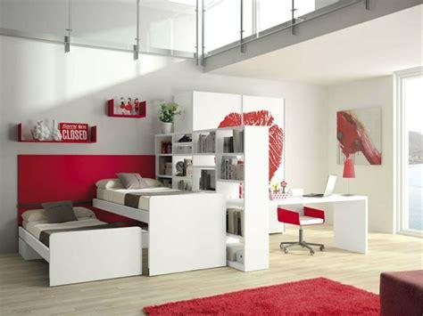 chambre moderne pour ado décoration chambre ado moderne en quelques bonnes idées