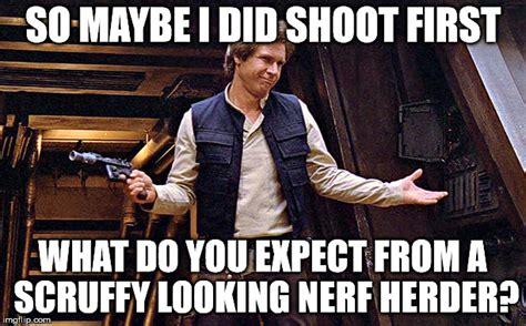 Han Solo Family Memes
