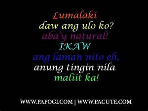 Mga Patama Quot... Banat Patama Quotes