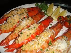 Jumbo Shrimp Dinner Recipe