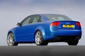 Audi Rs 4 : audi a4 rs4 2005 2008 photos parkers ~ Melissatoandfro.com Idées de Décoration