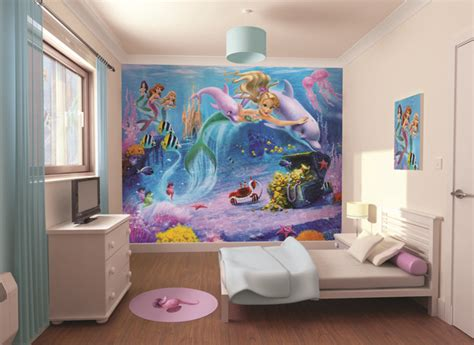 Mermaid Theme Décor For Kids