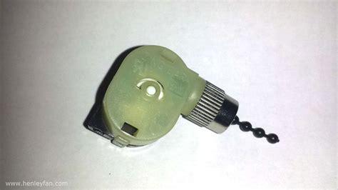 hunter fan light switch hunter ceiling fan light switch
