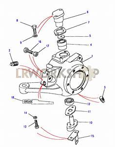 Swivel Pin Housing - To Ka930455