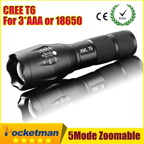 cree lighting led 2018 e17 cree xm l t6 3800lumens cree led torch zoomable