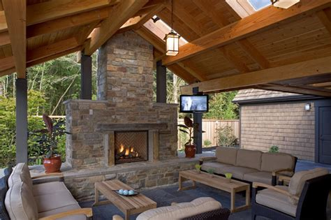 Outdoor Patio Spaces by 2012 Trends Outdoor Living Spaces Get The Spotlight