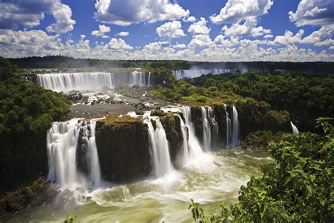 Iguazu Falls Brazil Argentina Feel The Planet