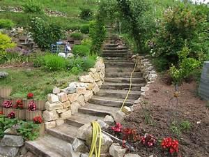 les 17 meilleures images a propos de gretzer escaliers With marvelous amenagement jardin avec pierres 17 maconnerie de jardin