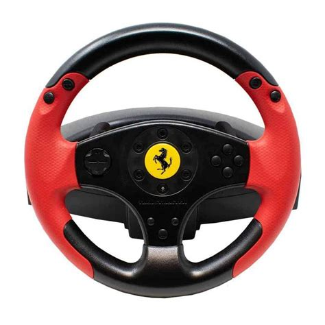 View and download thrustmaster red legend edition user manual online. Thrustmaster 4060052 Ferrari Racing Wheel   i-Choose ...