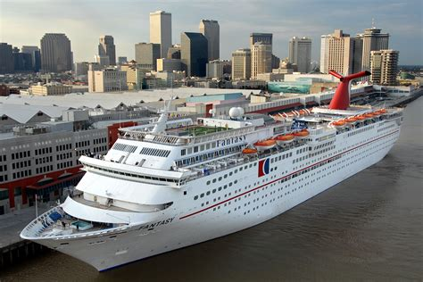 New Orleans Louisiana Cruise Port - Cruiseline.com