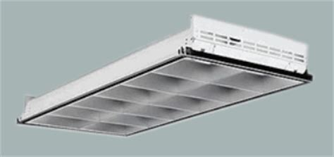 led parabolic 2x4 12 cell light fixtures