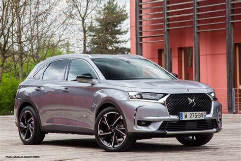 prix siege auto ds7 crossback 2017 design analyse par auto plus
