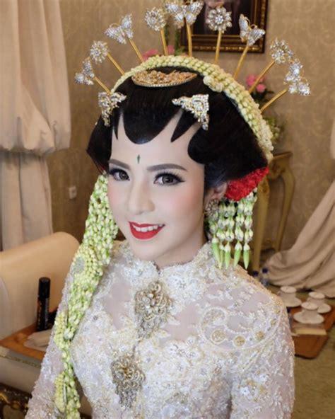 kebaya pengantin 008 foto putri jawa sejati make up pengantin mewah kartika