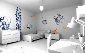 Wall Painted Design A Wall With Pictures Design For Wall Painting Room Paint Living Room Paint Colors And Living Room Wall Colors Pinta Diferente Essa Parede Decora O E Inven O Wall Painting Fun Ideas Decorating With Fun Kids Wall Art