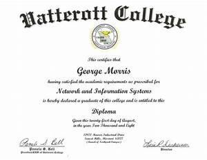 Associates Degree Diploma