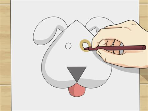 How To Draw A Cute Dog  Drawing Pencil