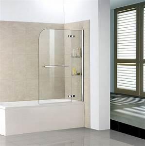 Wc Trennwand Selber Bauen : 100x140cm badewanne dusche aufsatz duschwand trennwand ~ A.2002-acura-tl-radio.info Haus und Dekorationen