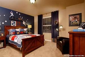Chambre Garcon 5 Ans : deco chambre garcon 5 ans pi ti li ~ Melissatoandfro.com Idées de Décoration