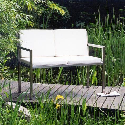 Lizzy Heinen by Outdoor Galerie Edelstahl Gartenm 246 Bel Aus Rostfreiem Stahl