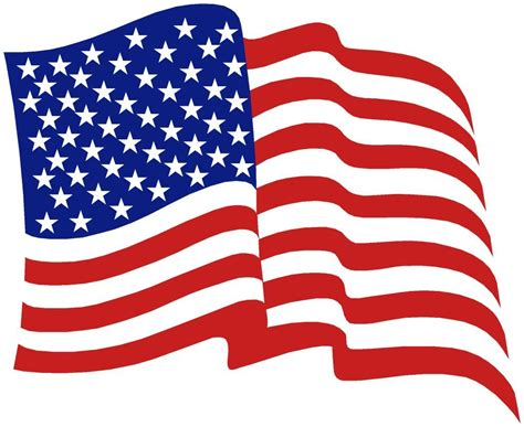Clipart American Flag Free Clipart American Flag Waving Cliparts Co
