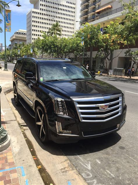 A Limo Service by Luxury Limo Hawaii Honolulu S Luxury Transport Service